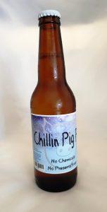 chillin pig